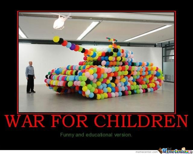 War For Children