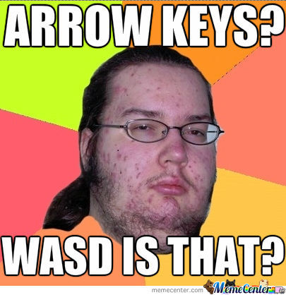 Wasd Is That?