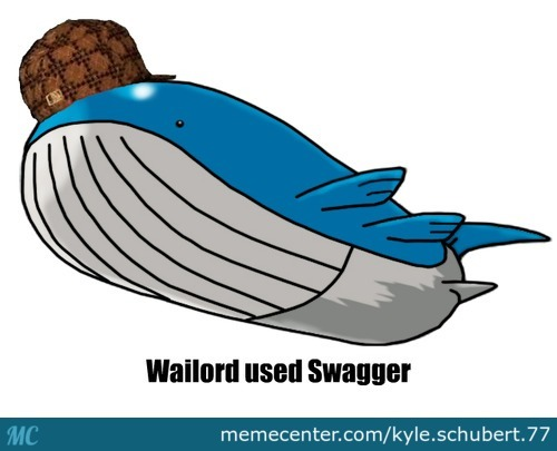 Wat U Doing Wailord?