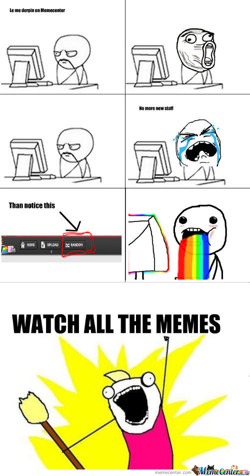Watch All The Memes