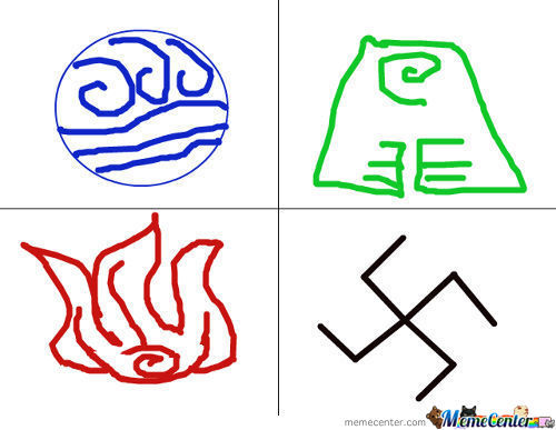 Water, Earth, Fire , Nazi