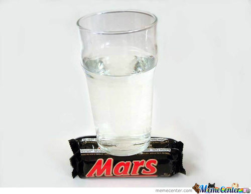 Water Has Been Found On Mars!!