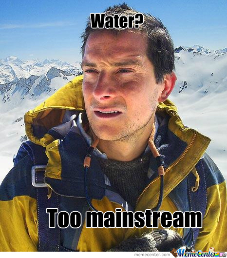 Water?