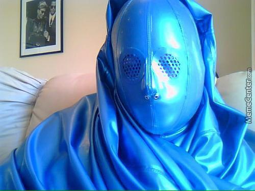 Waterproof Burka Now Available! Sisters Can Now Shower More Modestly