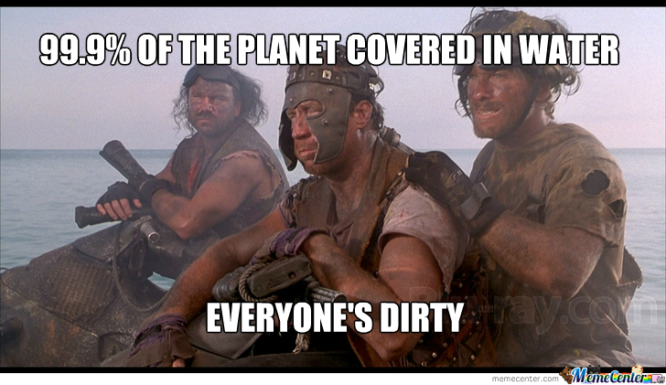 Waterworld Logic