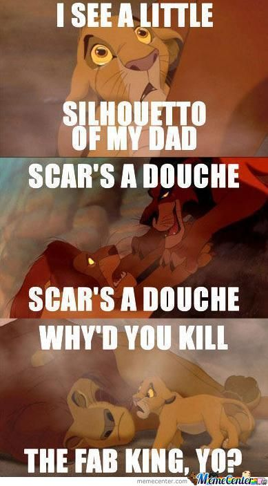 We All Hated Scar