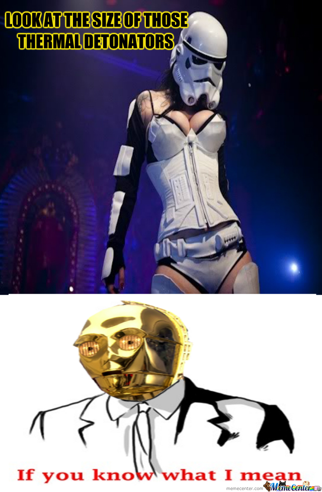 We All Know What You Mean 3Po