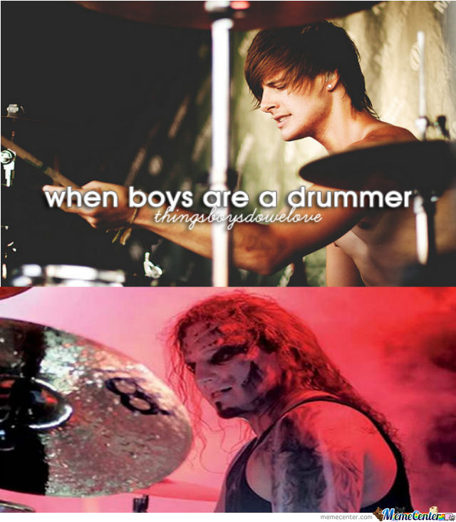 We All Love A Good Drummer