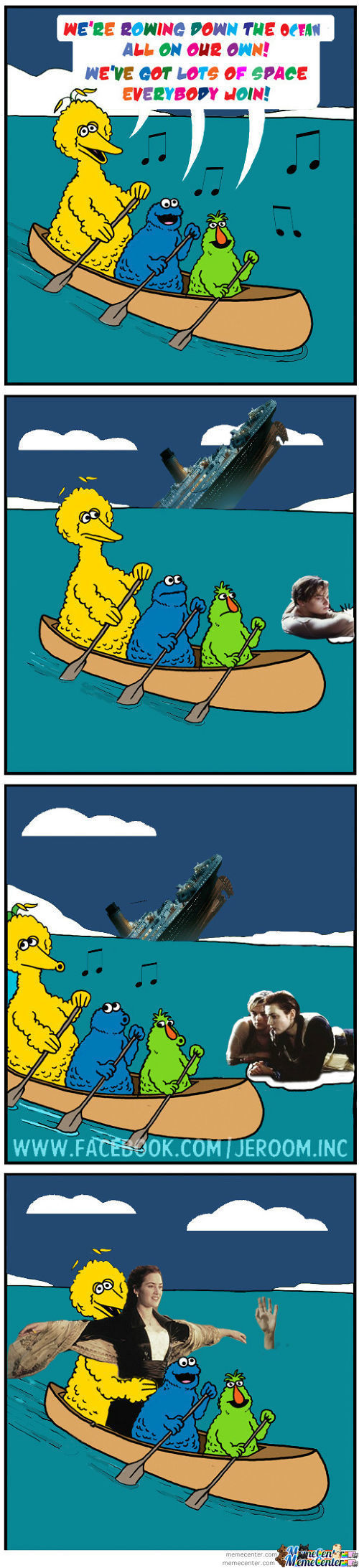 We're Rowing (Credit Jeroom)