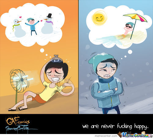 We Are Never Fucking Happy