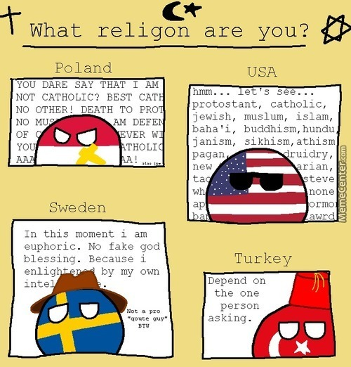 We Asked Four Nations