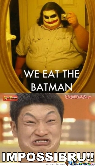 We Eat The Batman