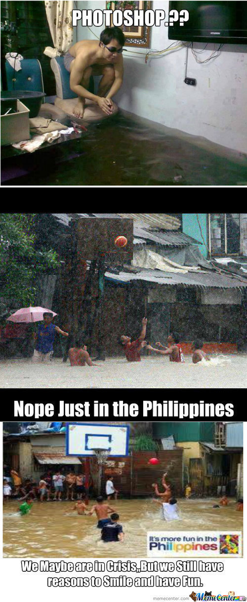 We Filipino's Still Have Happiness...