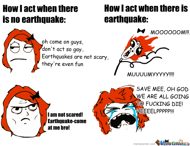 We Had Earthquake In Bulgaria Today
