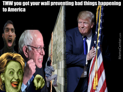 We Need That Wall