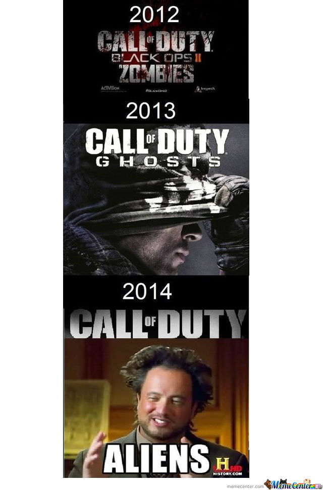 We Saw It Coming Infinity Ward!