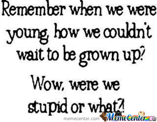 We Stupid Alright....