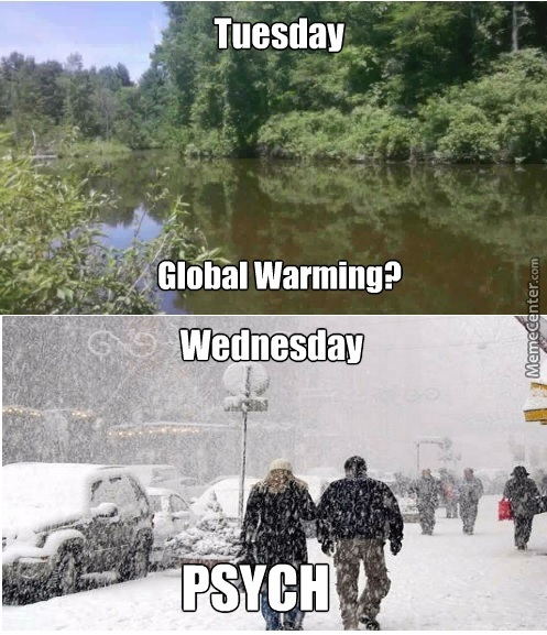 Weather Psych