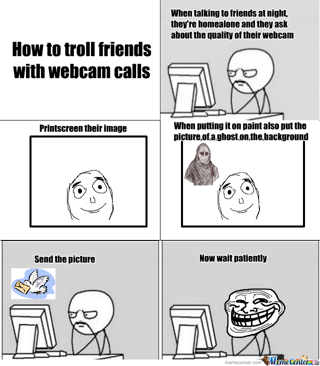 Webcam Troll