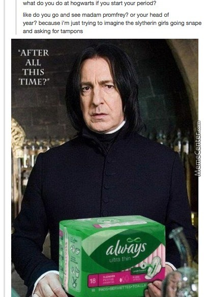 Weeeow Snape