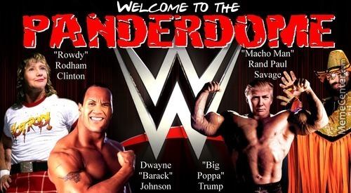 Welcome To The Panderdome