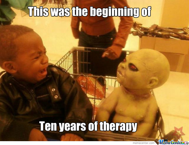Welcome To The Therapy In 3..2..1