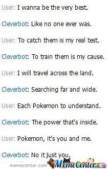 Well... It Was Worth A Try Cleverbot