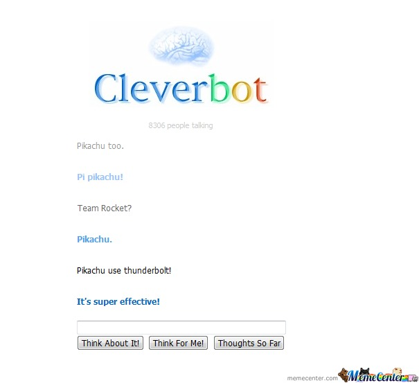 Well Played Cleverbot