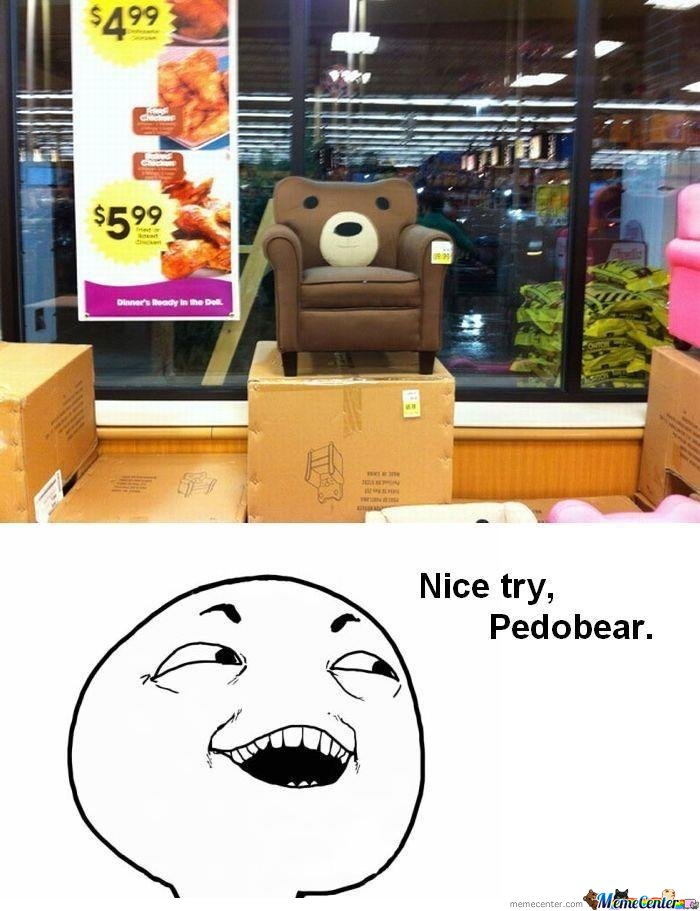 Well Played Pedobear, Well Played