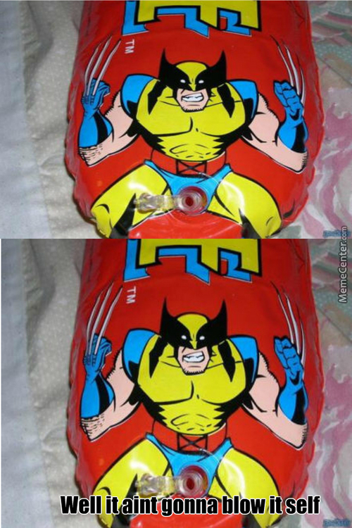 Well Played Wolverine.