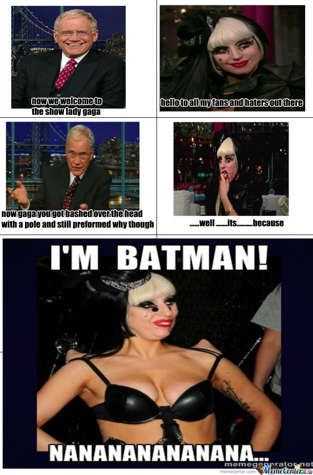 Well Shes Batman That Explains It