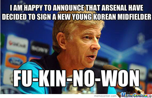 Wenger On Arsenal's Signings