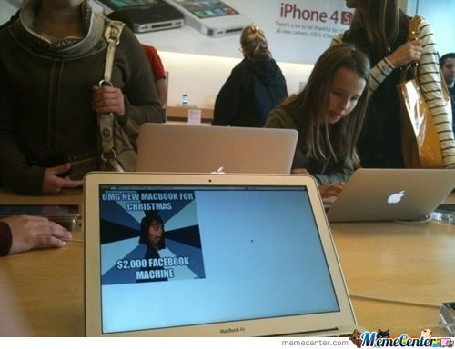 Went To Apple Store