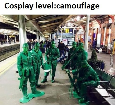 What A Cosplay