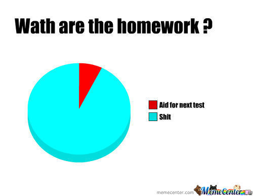 What Are Homework ?