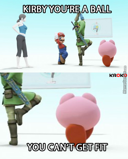 What Are You Even Doing Kirby..