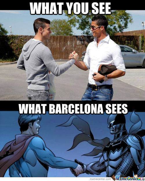What Barcelona Sees...