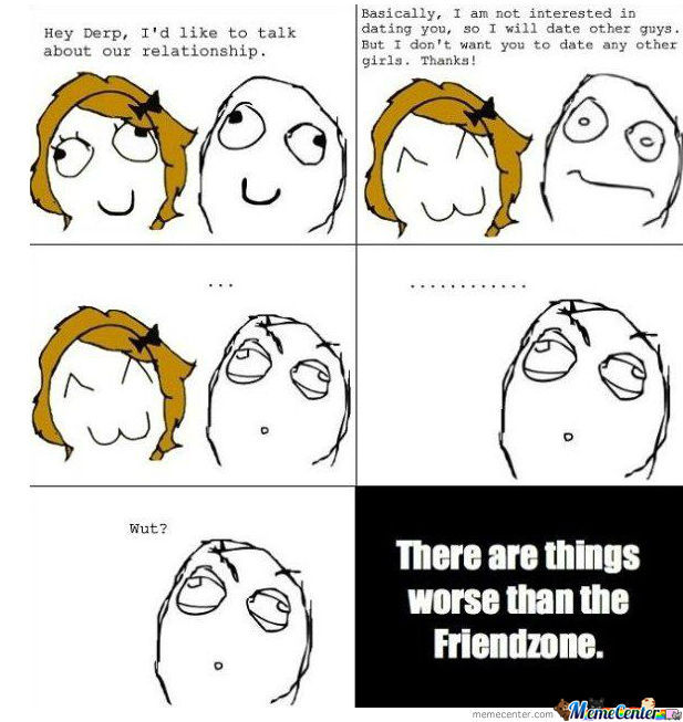 What Can Be Worse Than The Friendzone ?