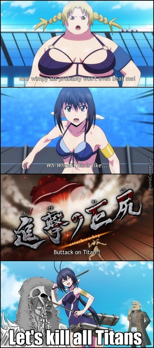 What Can Men Do Against Such Rektless Hate - Keijo