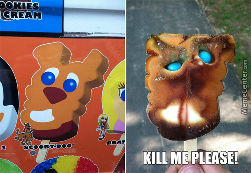 What Did They Do To You Scooby
