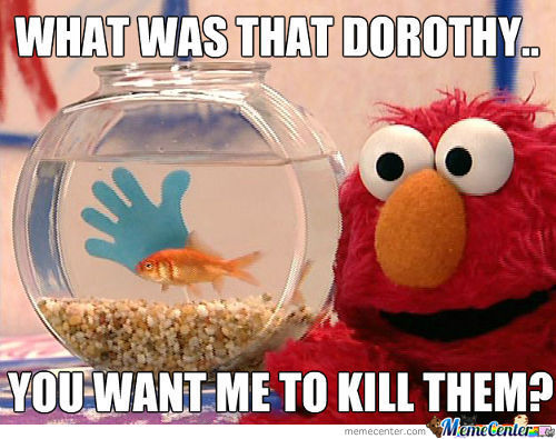 What Dorothy Really Says