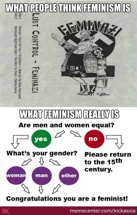 What Feminism Is