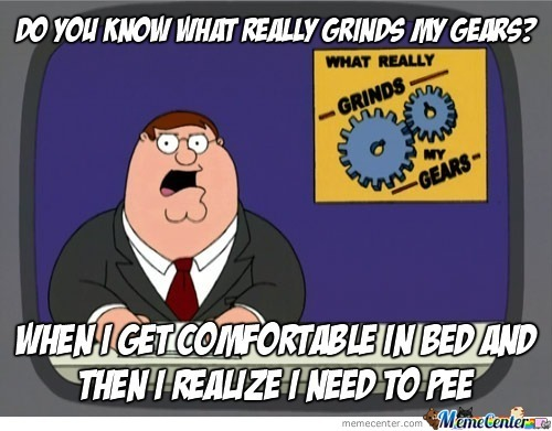 What Grinds My Gears