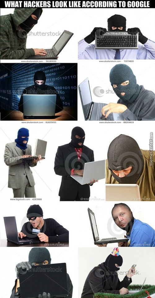 What Hackers Look Like According To Google