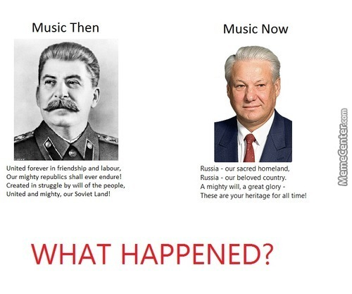 What Happend To Music?