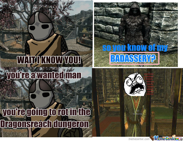 What Happens In Skyrim,stays In Skyrim