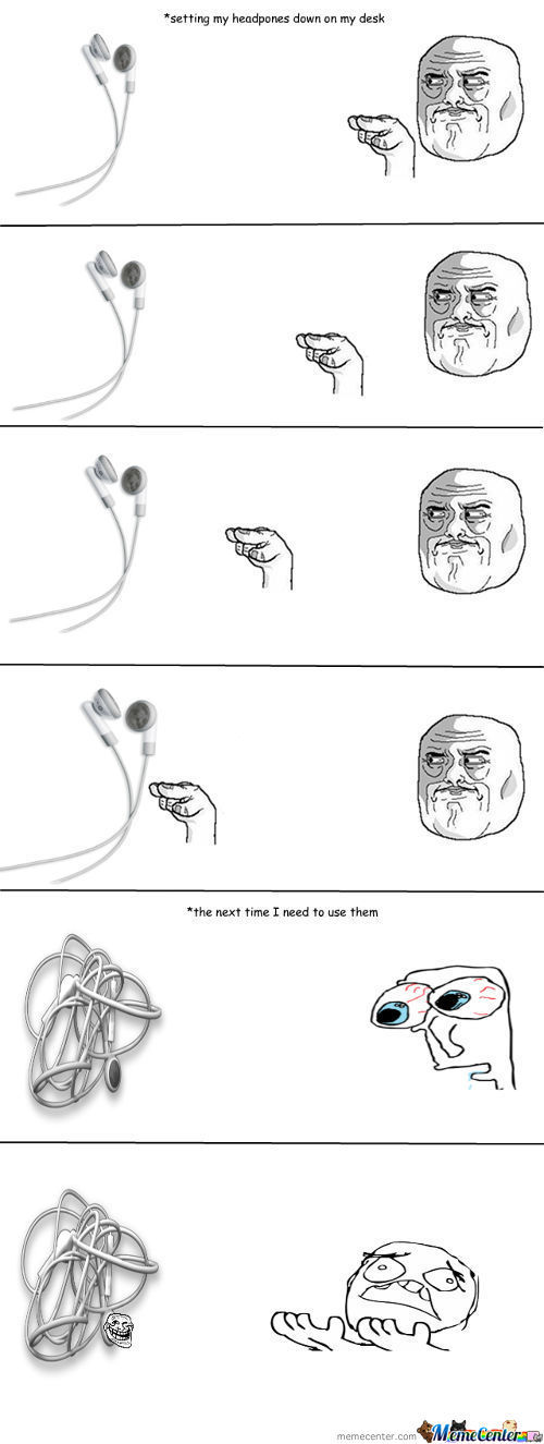 What Happens When I Leave My Headphones Out