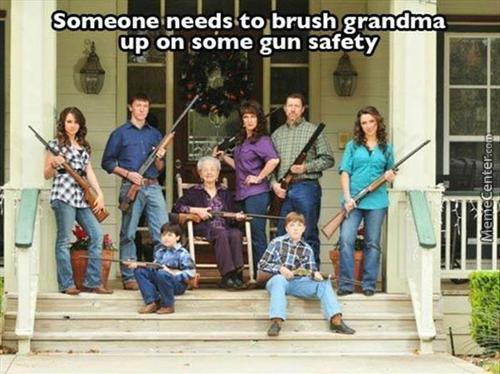 What I Imagine When They Say An Average American Family