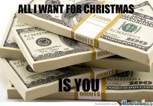 What I Really Want For Christmas!!