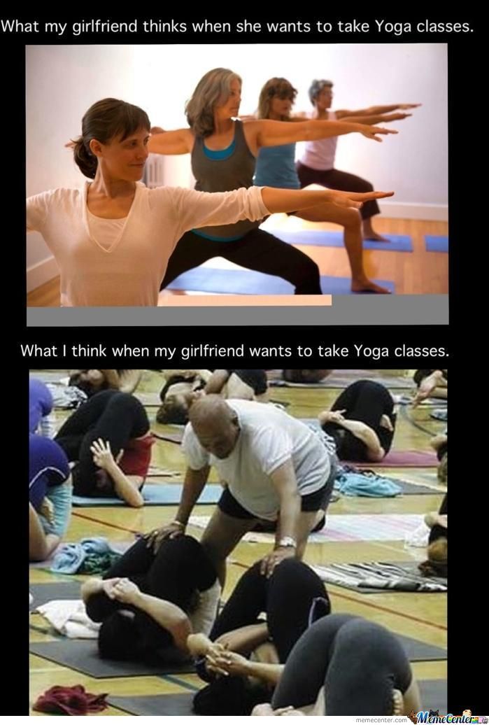 What I Think About Yoga Classes